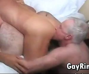 Highly Horny And Old Guys