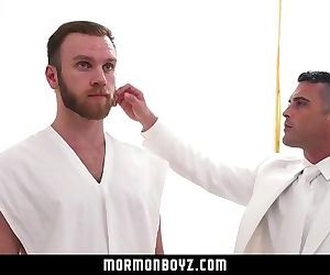 MormonBoyz - Bearded Daddy..