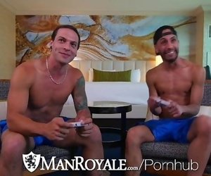 ManRoyale Video game addicts..