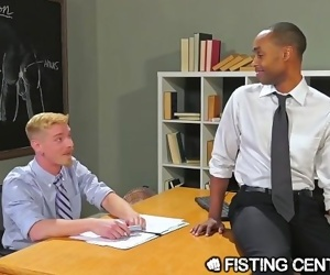 FistingCentral Interracial..