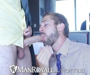 ManRoyale Hard working..