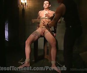 Stud's First Time Anal..