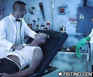 Daddy Doctor & His Huge Dick..